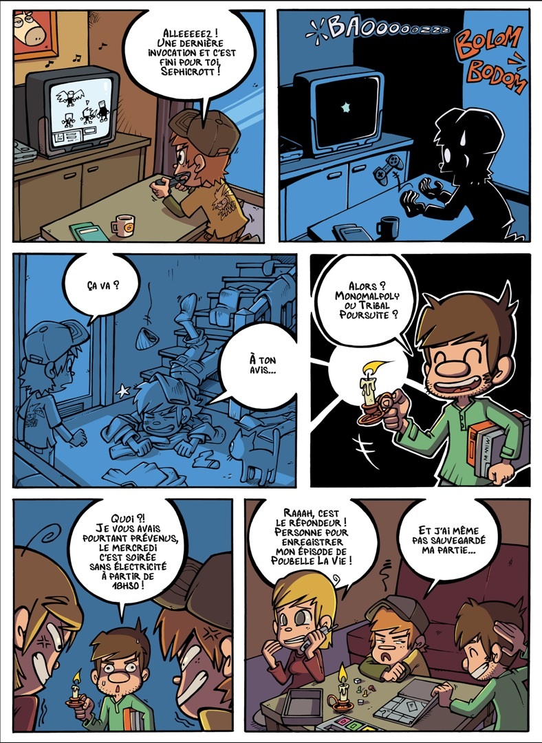 Contes pour enfants une soir e sans lectricit lire - Duree congelateur sans electricite ...