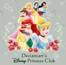 les amis de disney land princesse et prince