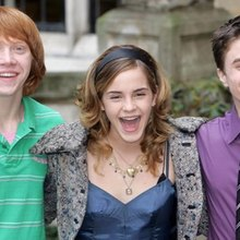 Photos d'Harry Potter et ses amis
