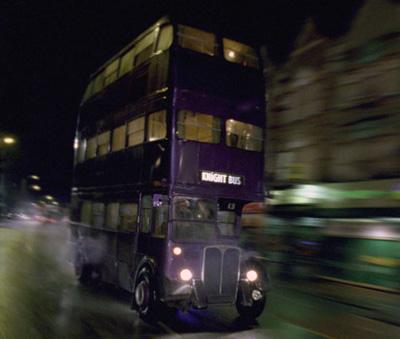 Magicobus! Le bus dans Harry Potter - Vidéos - Les dossiers cinéma de Jedessine - Harry Potter