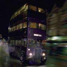 Dossier : Le Magicobus - Le bus dans Harry Potter
