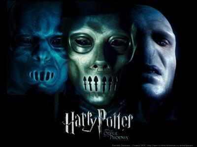 Les mangemorts dans Harry Potter - Vidéos - Les dossiers cinéma de Jedessine - Harry Potter