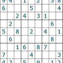 Quelques Sudoku à imprimer ou à recopier - Jeux - Les Jeux des membres de Jedessine