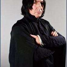 Dossier : Severus Rogue