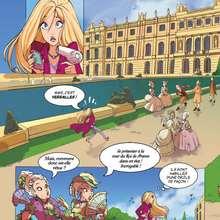 Bande dessinée : Barbie enquête au château 3