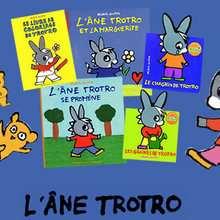 Les gagnants du Jeu Trotro avec Gallimard Jeunesse !