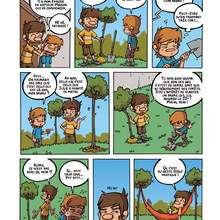 Plantez des arbres ! - Lecture - BD pour enfant - Ecolo Attitude (par Waltch)