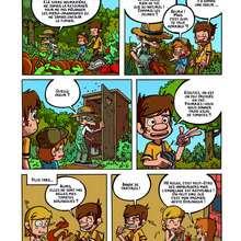 Les tomates - Lecture - BD pour enfant - Ecolo Attitude (par Waltch)