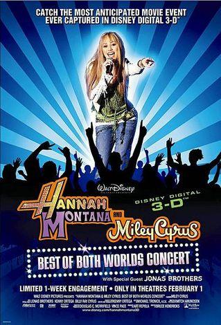 concours hannah montana