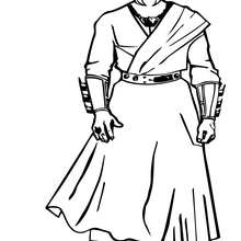 Coloriage : Ra's al Ghul