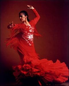 Contes pour enfants le flamenco lire - Dessin danseuse de flamenco ...