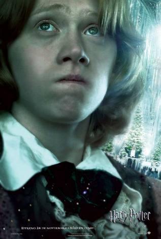 Rupert Grint=Ronald Weasley
