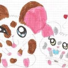 mes dessin de ham-ham (hamtaro) - Dessin - Dessins et images des membres de Jedessine - Dessins