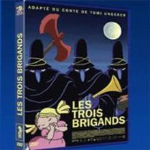As-tu gagné à notre concours DVD Les 3 Brigands ?