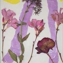 Le tableau floral