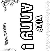 Anny - Coloriage - Coloriage PRENOMS - Coloriage PRENOMS LETTRE A