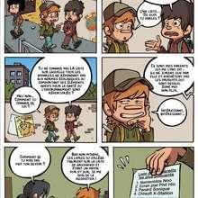 La liste de Greenpaix - Lecture - BD pour enfant - Ecolo Attitude (par Waltch)