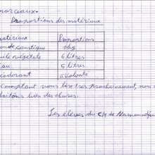 Courrier du 9/04/08 : page 4 - Lecture - REPORTAGES pour enfant - Aide et Action - 3ème vague de correspondance du TOGO