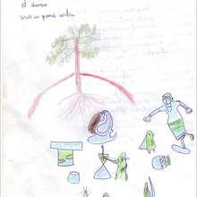 Luttes et danses - Lecture - REPORTAGES pour enfant - Aide et Action - 3ème vague de correspondance du SENEGAL - Courrier du 12 mars 2008