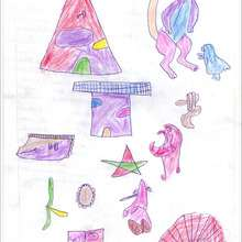 Objets et animaux du quotidien - Lecture - REPORTAGES pour enfant - Aide et Action - 3ème vague de correspondance du SENEGAL - Courrier du 12 mars 2008