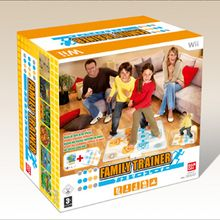FAMILY TRAINER - Jeux - Sorties Jeux video