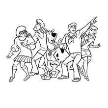 La bande à Scooby !