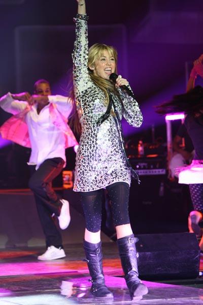 'Hannah Montana et Miley Cyrus : le concert événement en 3 D' scene (Image 18927939.jpg)