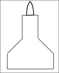La farandole de bougies. - Activités - BRICOLAGE NOEL - BRICOLAGE ENFANT NOEL - FABRIQUER BOUGIES DE NOEL