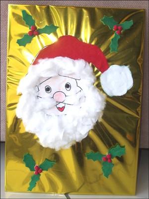creations de noel pour enfants ou maisons de retraites Perenoel_dbp