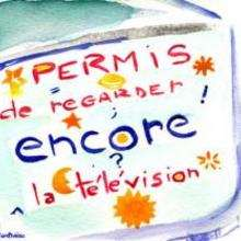 ...regarder encore la télévision