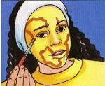 Maquillage de girafe - Activités - Maquillage