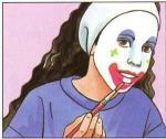 Maquillage de clown - Activités - Maquillage