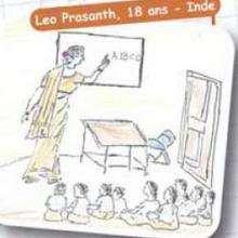 J'ai réussi grâce aux cours supplémentaires (Inde) - Lecture - REPORTAGES pour enfant - Raconte-moi ton école (en partenariat avec Aide et Action)