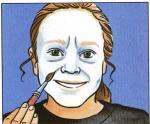Maquillage de sorcière - Activités - Maquillage