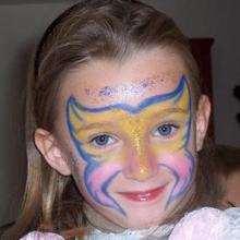 Maquillage de papillon - Activités - MAQUILLAGE ENFANT - Maquillage ANIMAUX - Maquillage enfant PAPILLON
