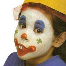 Fiche maquillage : Maquillage de clown