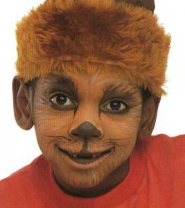 Maquillage de chat - Activités - Maquillage
