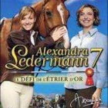 Jeu vidéo : ALEXANDRA LEDERMANN 7 : LE DEFI DE L'ETRIER