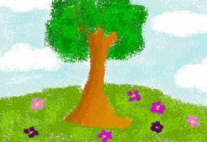 Arbre - Dessin - Dessiner - Les dessins des enfants