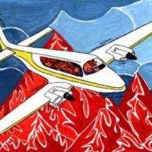 Avion - Dessin - Dessin GRATUIT - Autres