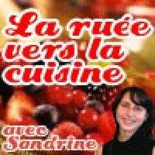 Fraises et tourbillon crémeux de jus de fraises - Activités - RECETTE ENFANT - Les recettes de Sandrine