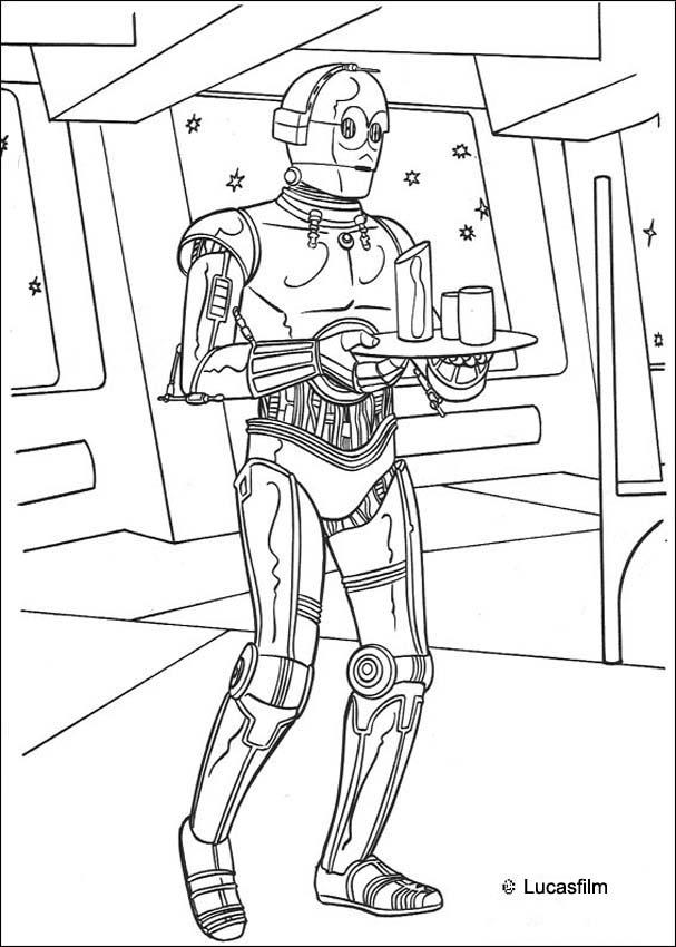 r2 d2 star wars coloring pages - photo #50