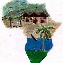 Cameroun de Eric - Dessin - Dessin PAYS - Dessin AFRIQUE - Dessin CAMEROUN