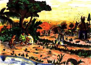 Cameroun de Patrick Stéphane