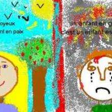 Caroline de France 2 - Dessin - Dessins ENFANT POUR LA PAIX