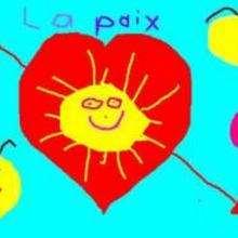 Caroline du Canada - Dessin - Dessins ENFANT POUR LA PAIX