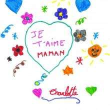 Charlotte Reinhardt de La Batie Divisin (France) - Dessin - Dessin FETES - Dessin FETE DES MERES - Dessin FETE DES MERES A IMPRIMER