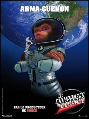 LES CHIMPANZES DE L'ESPACE  (22/04) - Vidéos - Les dossiers cinéma de Jedessine - Archives cinéma - DVD Mars et Avril 2009