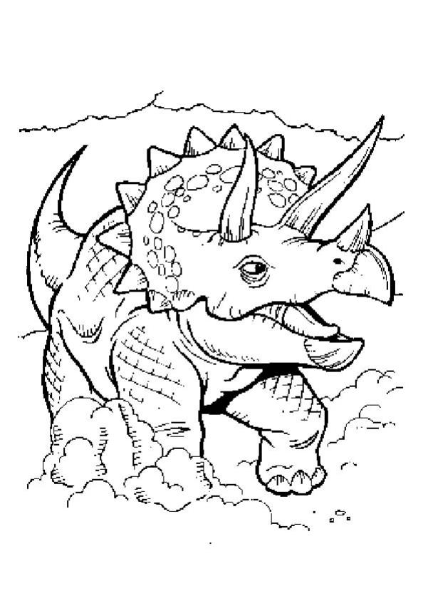 kentrosaurus coloring pages - photo#22