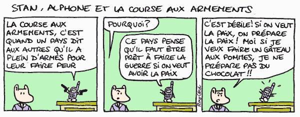 course-aux-armes